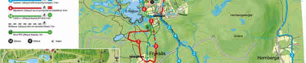 OG 21 Cykelkarta