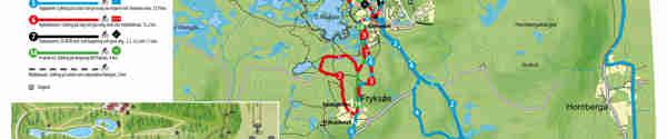 OG 20 Ledkarta Cykling